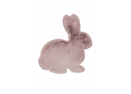Ковер Lovely Kids Rabbit Pink 80x90