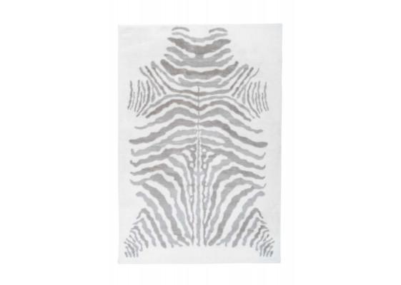 Ковер Rabbit Animal 400 Grey/White 160х230
