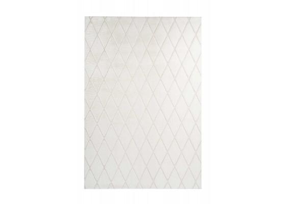 Ковер Vivica 225 romb White/Cream 160х230