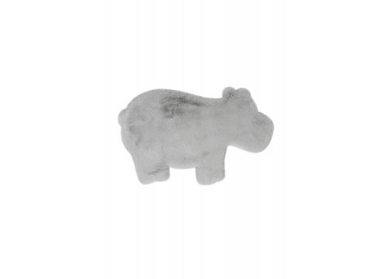 Ковер Lovely Kids Hippo Grey/Blue 55x90