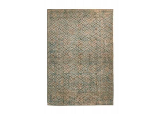 Ковер Antique 125 Blue/Gold/Khaki 160х230