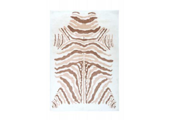 Ковер Rabbit Animal 400 ivory/taupe/white 120x160