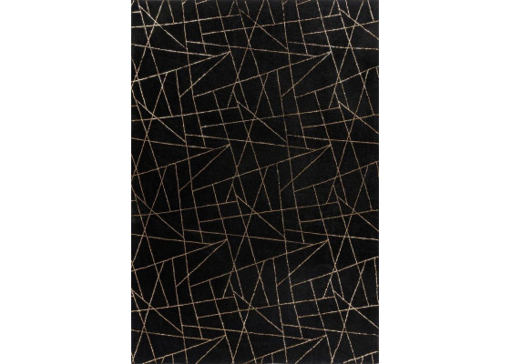 Ковер Bijou 125 Black/Gold 200х290