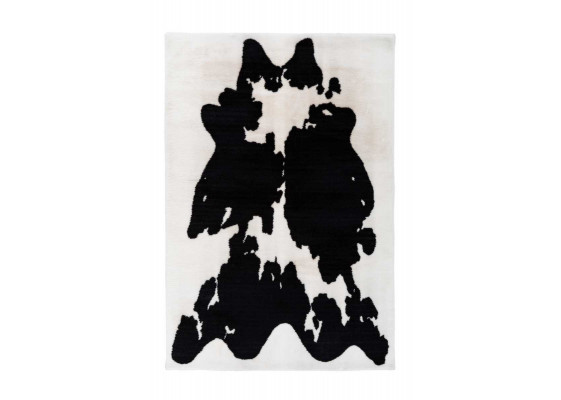 Ковер Rabbit Animal 500 Black/White 160х230