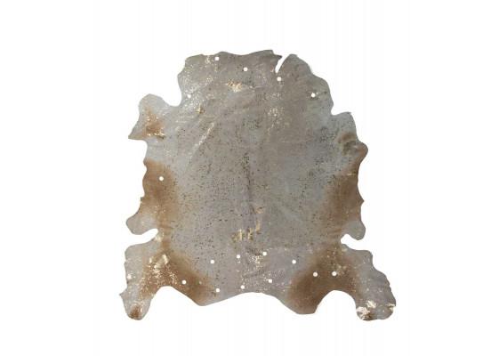 Ковер Glam 110 Ivory/Gold 135x165