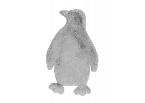 Ковер Lovely Kids Penguin Grey/Blue 52x90