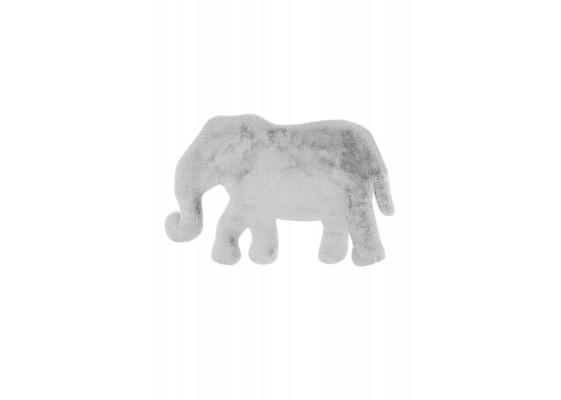 Ковер Lovely Kids Elephant Grey/Blue 60x90