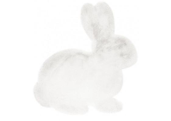 Ковер Lovely Kids Rabbit White 80x90