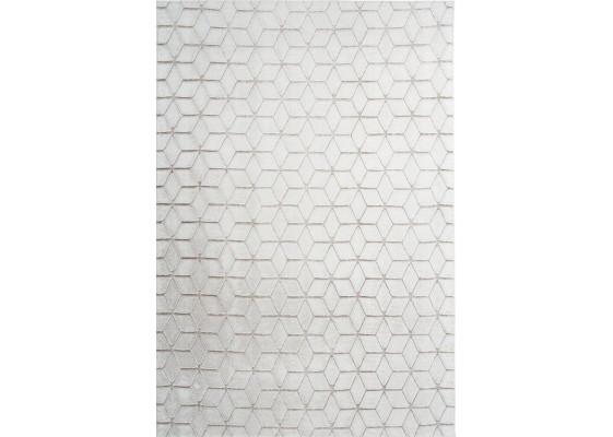 Ковер Vivica 125 geo White/Taupe 120х160