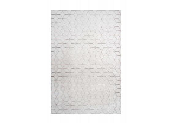 Ковер Vivica 125 geo White/Rose 160х230