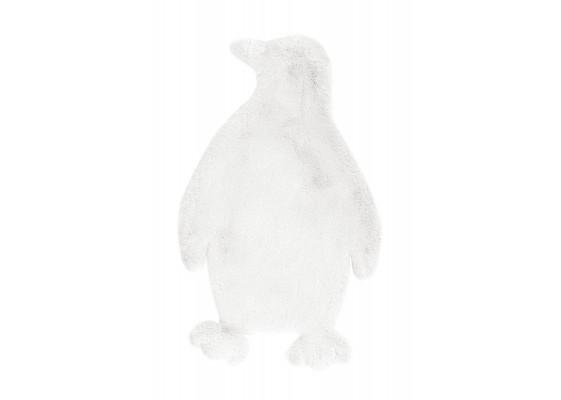 Ковер Lovely Kids Penguin White 52x90