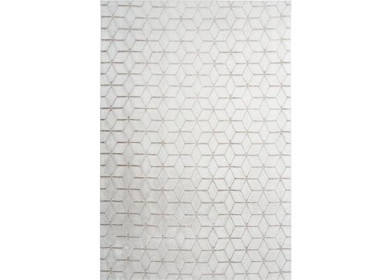 Ковер Vivica 125 geo White/Taupe 80х150