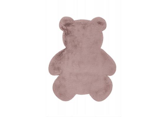 Ковер Lovely Kids Teddy pink 73 x 80
