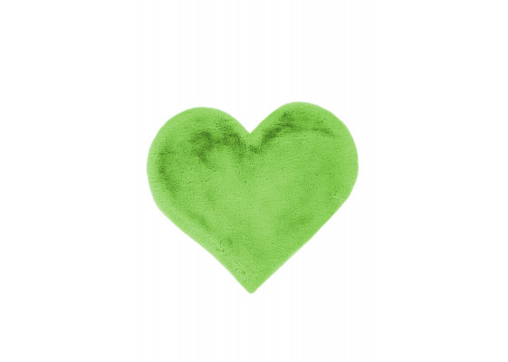 Lovely kids Heart green 60 x 70