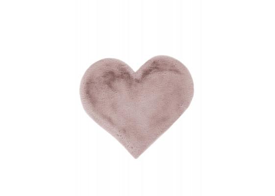 Ковер Lovely Kids Heart Rosa 60x70