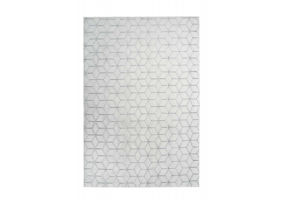 Ковер Vivica 125 geo White/Antracite 80х150
