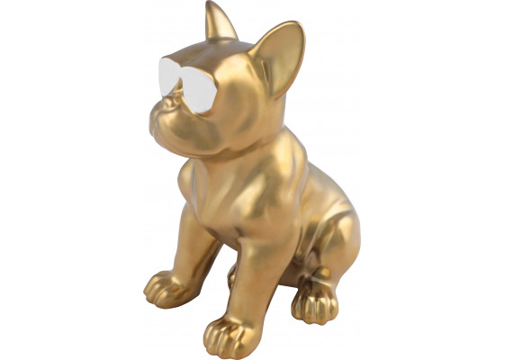 Скульптура Super Dog Gold