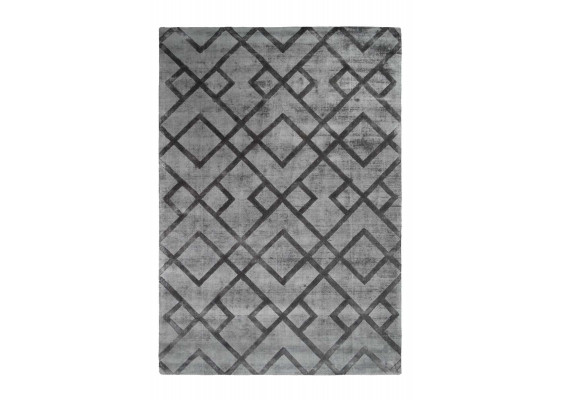 Ковер Luxury 310 Grey/Antracite 80x150