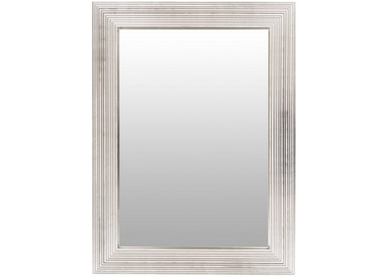 Настенное зеркало Optima S225 White/Silver