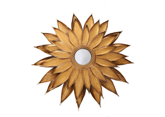 Настенное зеркало Style SM116 Gold