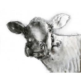 Фреска Cow