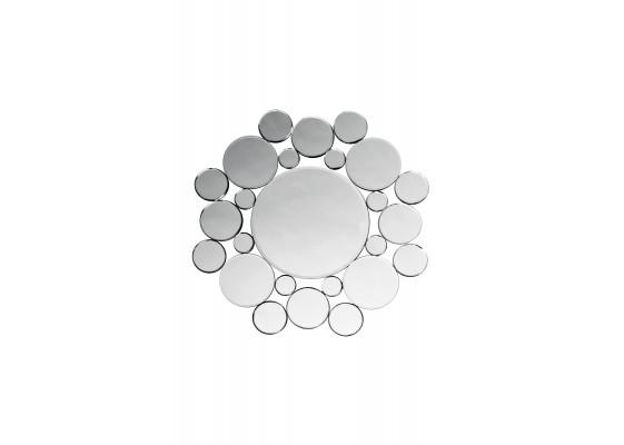 Настенное зеркало Salvador SM1725 Silver