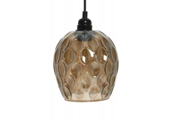 Подвесной светильник Demi S Grey/Brown