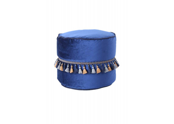 Пуф Agra T225 Blue