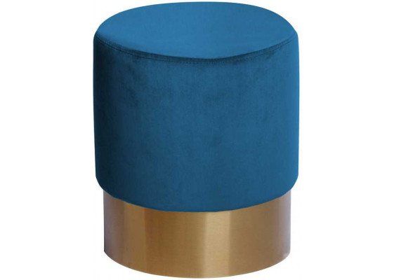 Пуф Oskar TD110 Blue