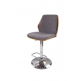 Барный стул Vektor TM160 Grey