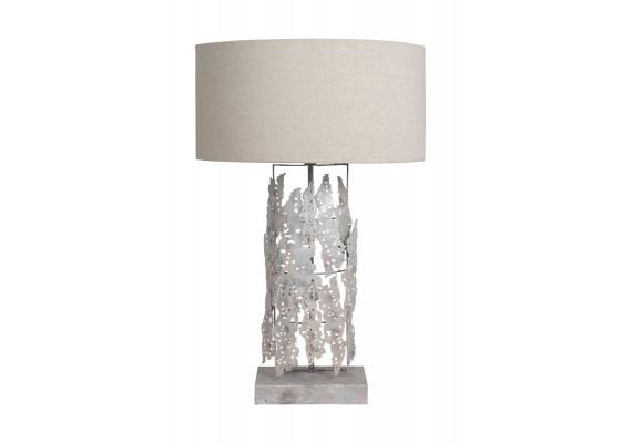 Настольная лампа Ice S Silver