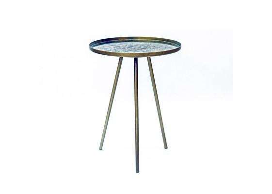 Стол Key SM210 Multi/Antique glass