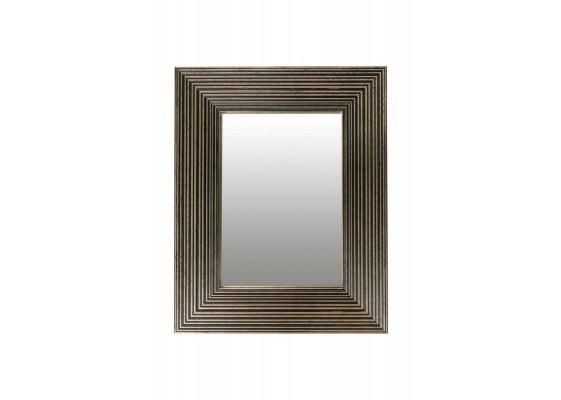 Настенное зеркало Oasis S125 Black/Gold