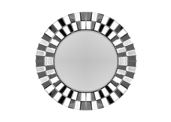 Настенное зеркало Kodi SM410 Silver