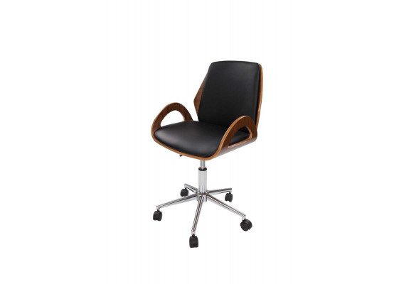 Офисный стул Makao TM160 Black