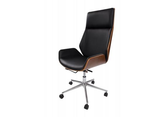 Офисный стул Flamingo TM160 Black