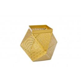 Декоративная корзина Brink ll Gold