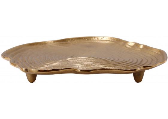 Декоративный поднос Art 325 Gold