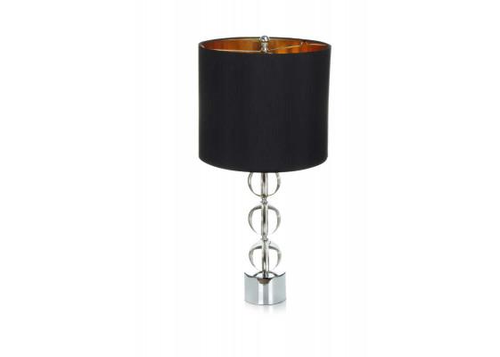Настольная лампа Costa SM110 Black/Gold/Silver