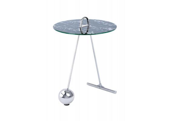 Стол Art SM525 Silver/Black