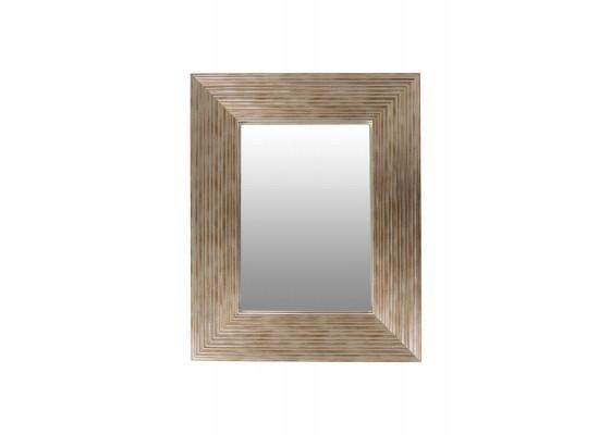 Настенное зеркало Oasis S125 Silver/Gold