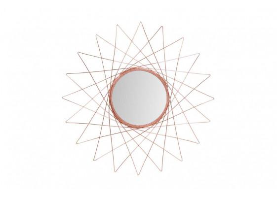 Настенное зеркало Sunset SM110 Copper