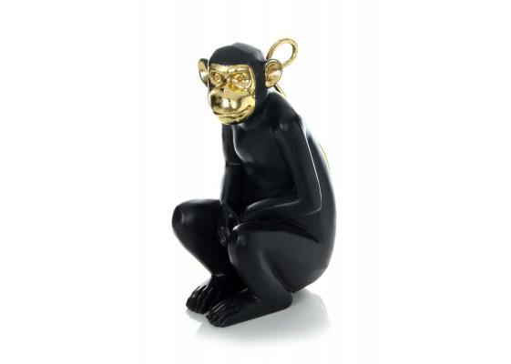 Скульптура Monkey KM310 Black