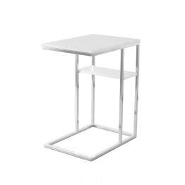 Стол Eric DM110 White/Silver