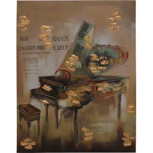 Картина Grand Piano 75х100 cm