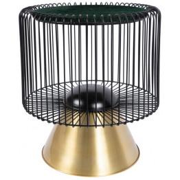 Стол Spider M125 Green/Gold