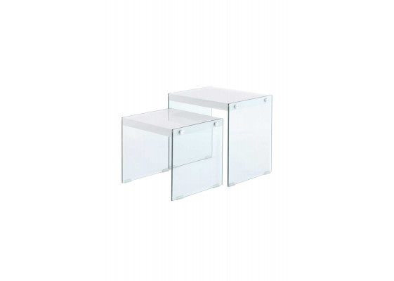 Набор столов Twins T125/2 White