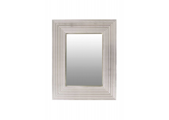 Настенное зеркало Oasis S125 White/Chrome