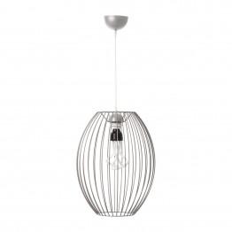 Подвесной светильник Agata M Silver