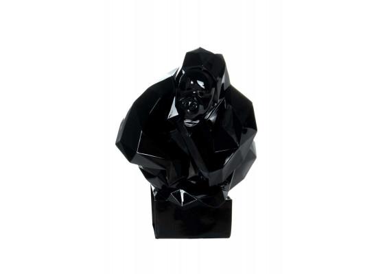 Скульптура Gorilla K210 Black